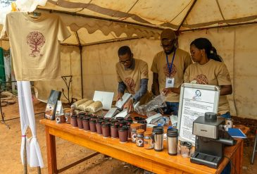 Increasing Opportunities for Youth Specialty Coffee Entrepreneurs in Eastern DRC.